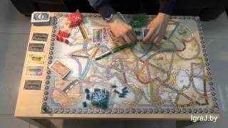 Билет на поезд: Европа ( Ticket to Ride ), ОБЗОР