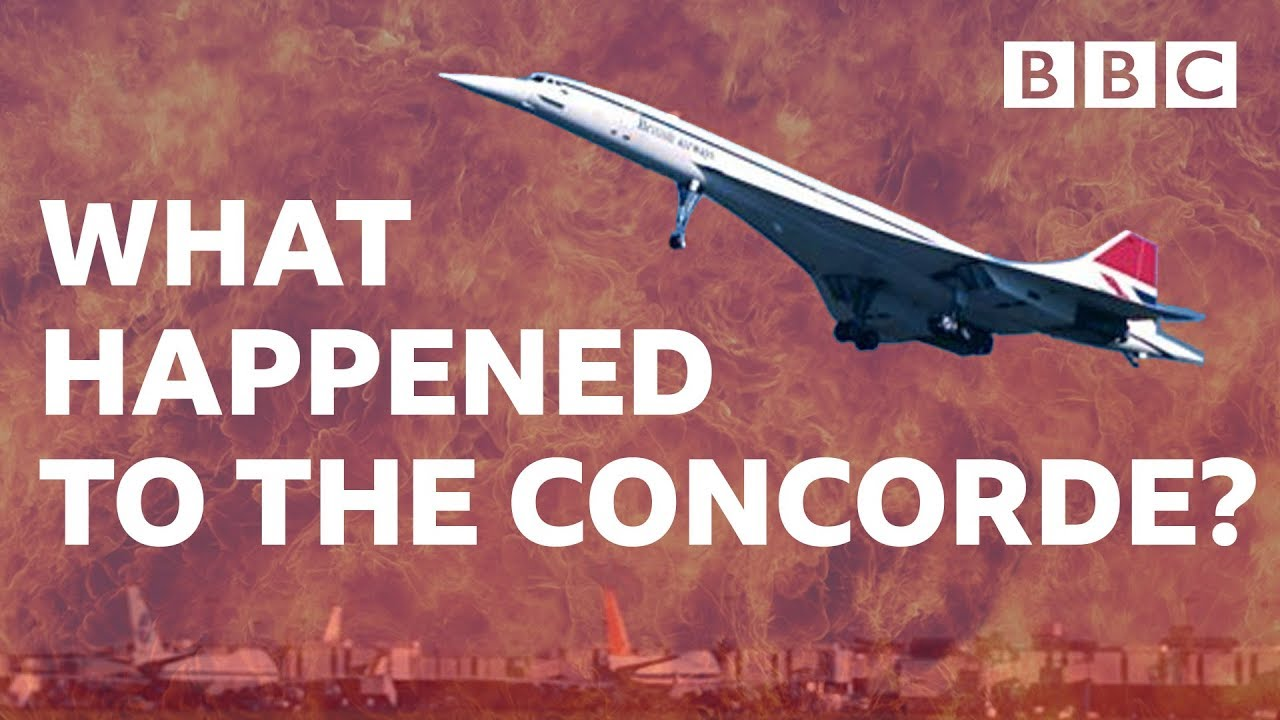 Why the Concorde crashed and what happened next - BBC
