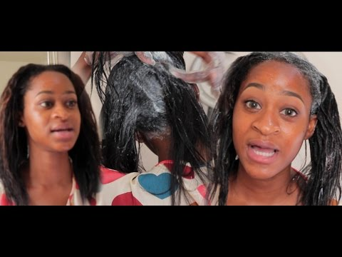 Relaxer Day 2016 Full Routine