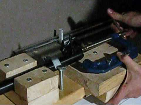 Proper Air Rifle Disassembly Part#3 of 4
