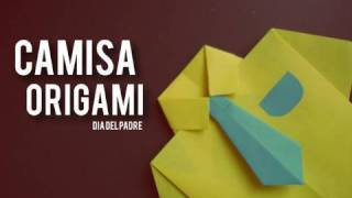 Camisa Origami // Dia Del Padre