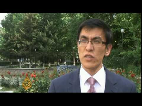Fears over Kyrgyzstan's ethnic unrest