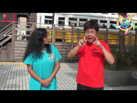 deaf taiwan theater and deaf actor