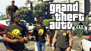 GTA 5 Online - READY FOR A ROBBERY! (GTA V Online)