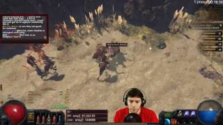 Path of Exile - Templar Speedrun Attempts/Talks with Nugiyen