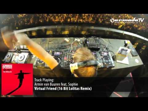 Armin van Buuren - Mirage - The Remixes: Out Now!