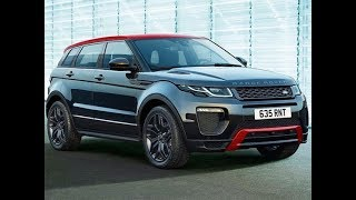 super arabalar modifiye range rover evoque  720p