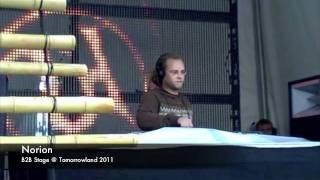 Norion - B2B Stage @ Tomorrowland 2011