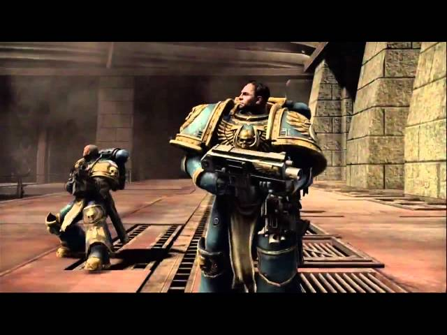 Warhammer 40 000 Space Marine - E3 2011 Gameplay Trailer [HD]
