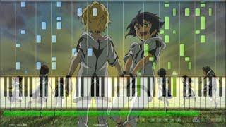 終わりのセラフ(Owari no Seraph) ED - scaPEGoat in Piano Cover