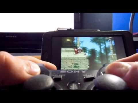 How to Use Your PS3 Controller on Android Devices (Six Axis)