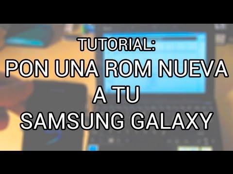 Flashear ROM en Samsung Galaxy (S. Mini. Ace. SII. SIII... cualquier Galaxy)con ODIN