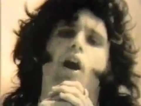 The Doors - Light My Fire - Rare Promo Clip