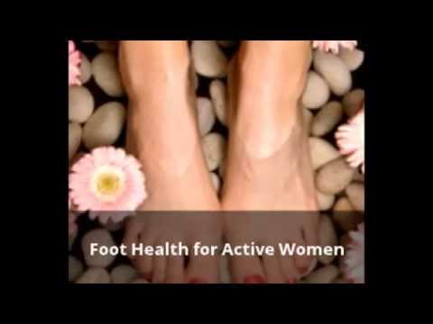 Foot care for Women