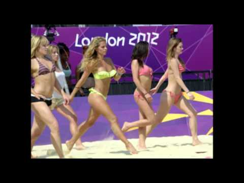 Sexy Beautiful Women of the 2012 Olympics