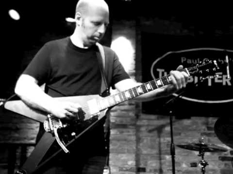 Oz Noy w/ Ronin Little Wing Guitar Bitter End with Adam Rogers and Fima Ephron