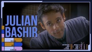 Julian Bashir: Personnel File