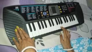 Vijayi Vishwa Tiranga Pyara Played by Dr Vrushali Nandwalkar on Casio SA65
