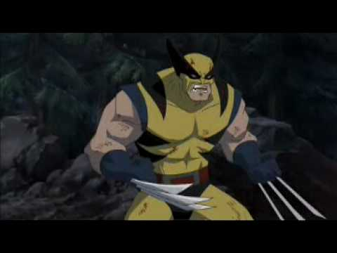Wolverine Vs Hulk Director's Cut Bloody Version video