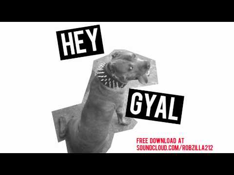 Dancehall, Dembow&Moombahton DJ Mix - HEY GYAL by ROBZILLA