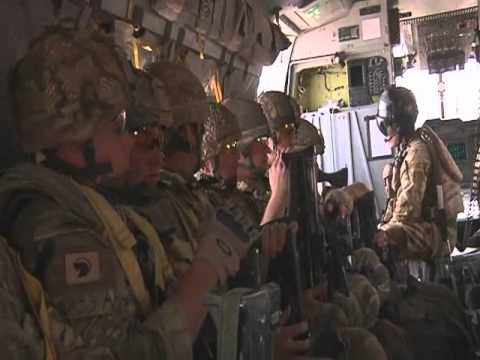 1419 Merlin Flight - Camp Bastion, Afghanistan