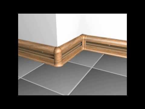 Poradnik: Montaż listwy przypodłogowej do paneli podłogowych PREXA Myck HD