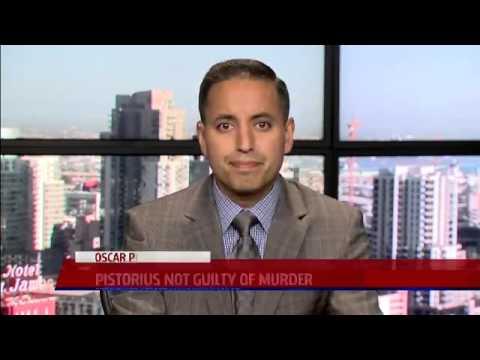 Pistorius Not Guilty of Murder or Pistorius Negligent, But Not Guilty