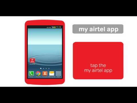 how to manage airtel services on your smartphonw