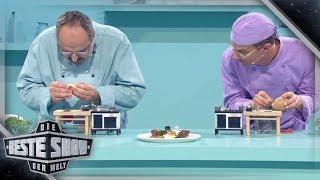Mini-Kochduellchen: Eine wirklich kleine Herausforderung   Die beste Show der Welt   ProSieben