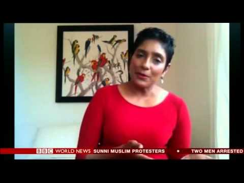 Alice Kaushal Interviewed by BBC World News on Business Etiquette and Cultural Differences