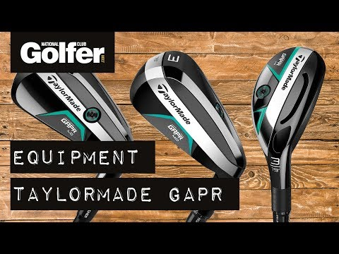 TaylorMade GAPR Review   Lo. Mid and Hi   Mid handicap testing
