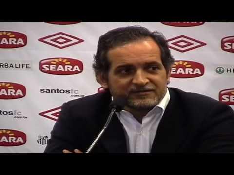 Coletiva de imprensa do diretor Pedro Nunes