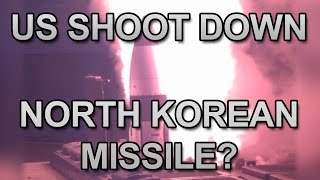 Can the US shoot down a North Korean ballistic missile?