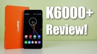 Oukitel K6000 Plus מחיר