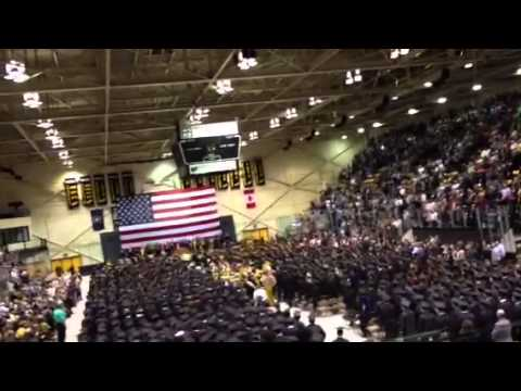 Michigan Technological University May 2013 Graduation Pep Band