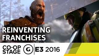 Let's Talk About All the Reinvented Franchises - E3 2016 GS Co-op Stage