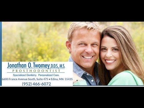 Top Cosmetic Dentist Minneapolis, Best Dental Surgery, Veneers, Tooth Implant J. Twomey DDS Surgeon