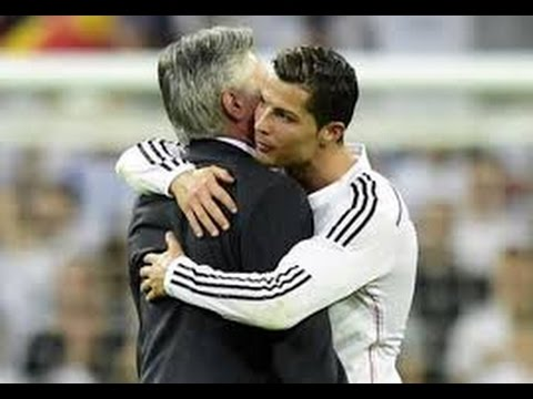 Ciao Carlo! Madrid fans and Ronaldo show support as Ancelotti awaits axe