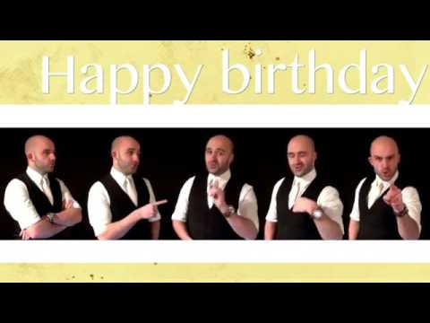 Happy birthday song for adult