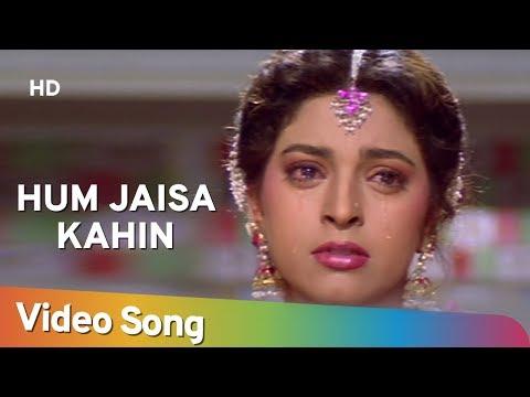 Hum Jaisa Kahin Aapko Dilber Na - Juhi Chawla - Vivek Mushran - Bewafa Se Wafa - Bollywood Songs video