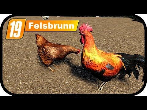 LS19 Felsbrunn #3 - Ob der Hühnerstall eine gute Idee ist   LANDWIRTSCHAFTS SIMULATOR 19