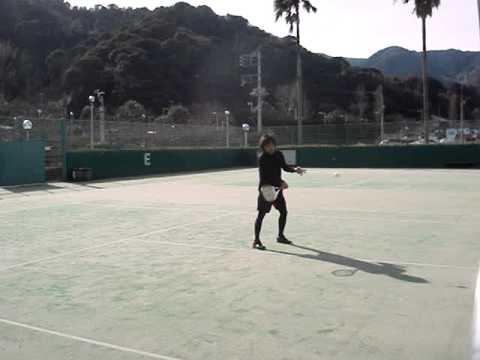 中村聡一テニス塾 テニスボレー
