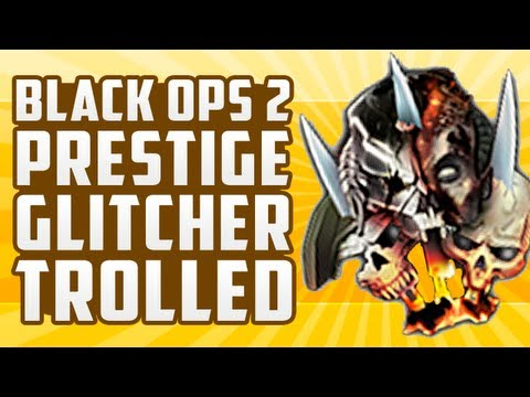 Prestige Glitcher Trolled! 