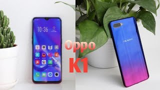 OPPO K1 Unboxing & Review Baap of All phones
