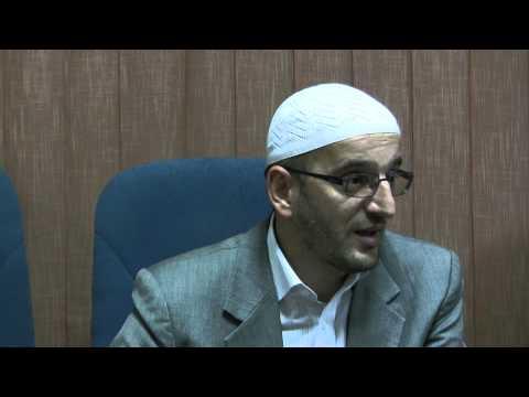 Predavanje: Roditelji I Djeca - Hafiz Sadrudin Išerić (21.11.2012) Hd video