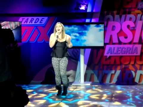 Jennifer Carrera - Cantando Mix 2015 - Zamba para olvidar