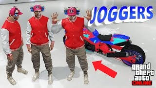 GTA 5 Online - NEW SOLO JOGGERS CEO VIP Outfit Glitch! Save Uniform! Cool Clothing! GTA 5 Glitches!
