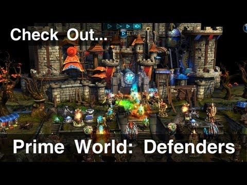 Check Out - Prime World: Defenders