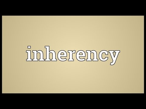 Header of inherency
