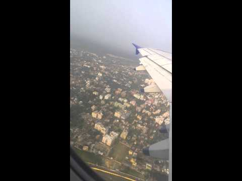 Take off Kolkata to Delhi by indigo airlines